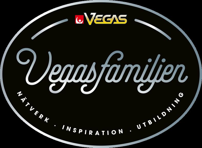 Vegasfamiljen logotyp